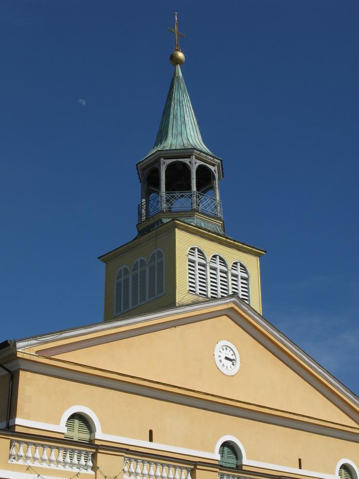 Journées du patrimoine 2019 - Cathédrale Saint-Sauveur de Cayenne : un sacré patrimoine !