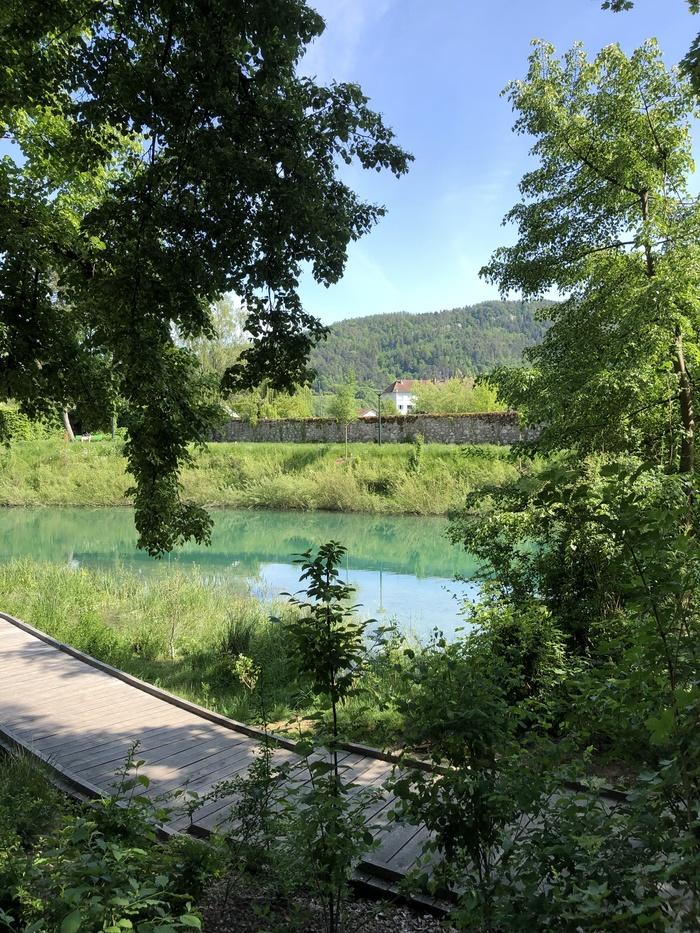 Journées du patrimoine 2020 - Visite guidée - Au fil du Thiou : du lac à l'île Saint-Joseph