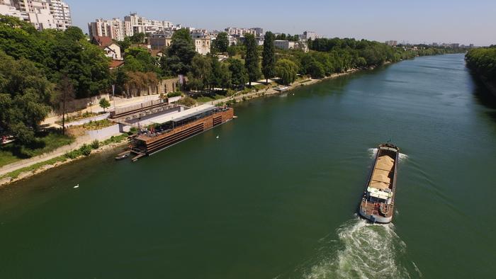 Journées du patrimoine 2019 - Rencontre ludique avec les berges de Seine