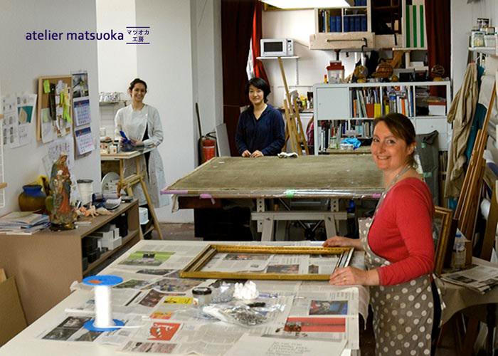 Journées du patrimoine 2019 - Visite guidée de l'atelier de restauration de peinture et de vitraux