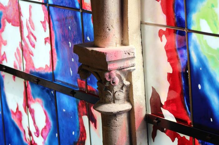Journées du patrimoine 2019 - À la découverte du décor de la chapelle et de ses vitraux modernes