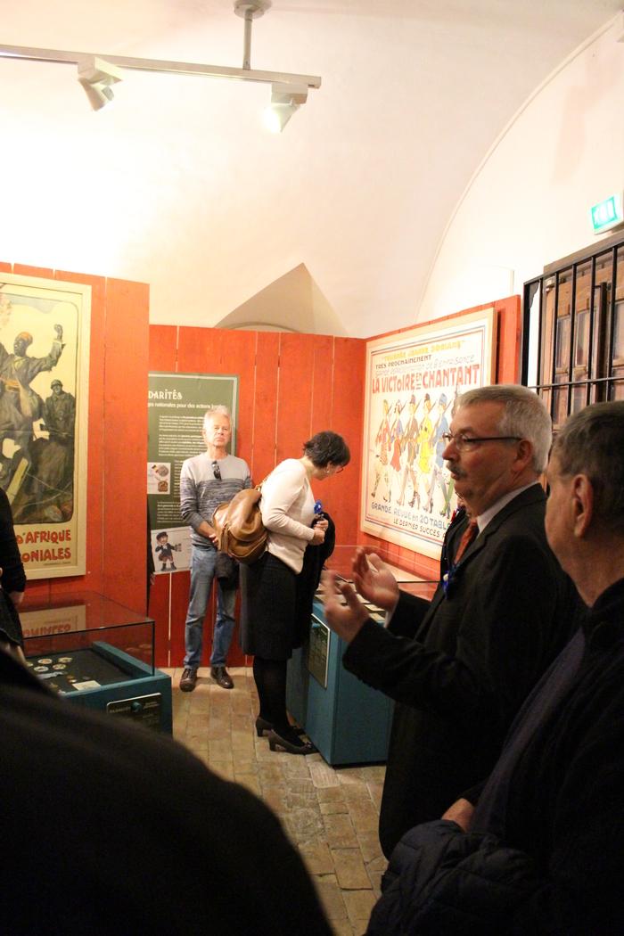 Nuit des musées 2019 -Visite commentée de l'exposition