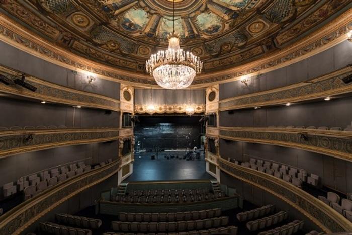 Journées du patrimoine 2020 - Visite du théâtre Montansier
