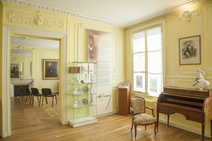 Journées du patrimoine 2020 - Visite guidée du musée Alexandre Dumas