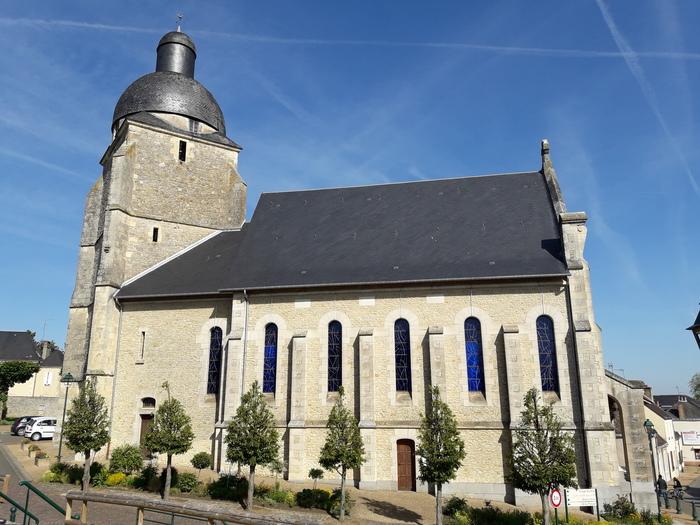 Journées du patrimoine 2019 - Visite libre des églises de Cherré-Au