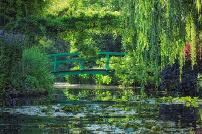 Journées du patrimoine 2019 - Visite libre de la maison et des jardins de Claude Monet