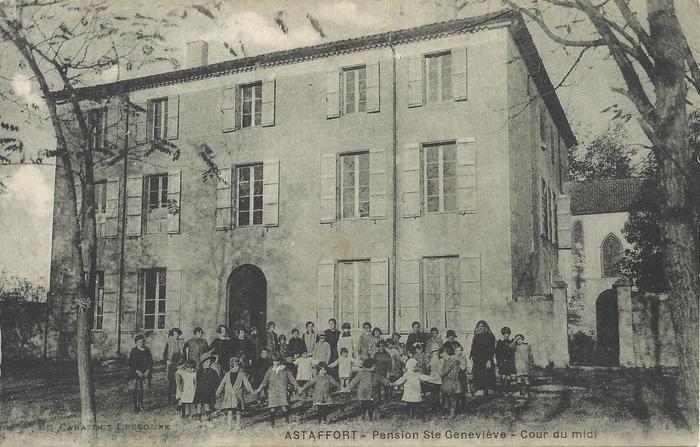 Journées du patrimoine 2020 - Histoire des maisons d'école d'Astaffort