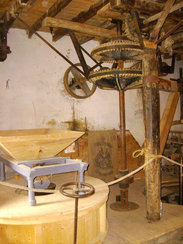 Journées du patrimoine 2019 - Visite d'un moulin à farine