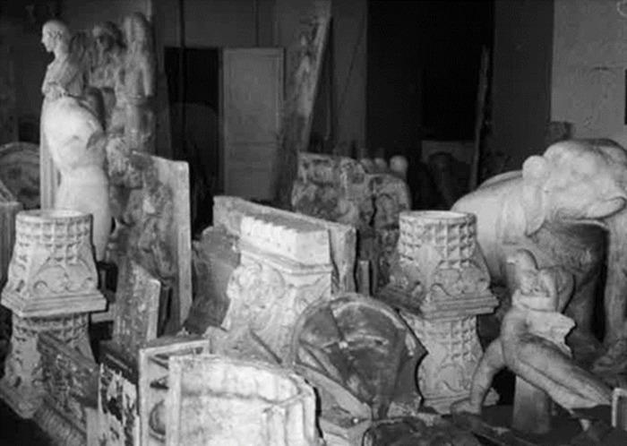 Journées du patrimoine 2020 - Visite inédite des réserves : les coulisses de la sauvegarde d'une collection de plâtres