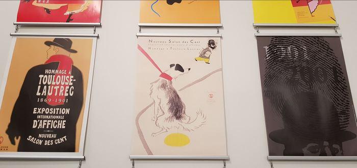 Exposition «Toulouse-Lautrec, l'affiche et la lithographie »