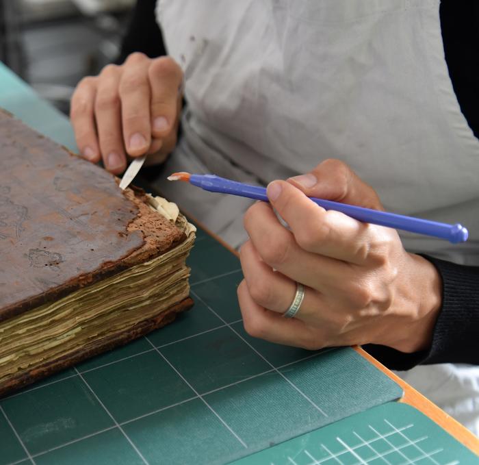 Journées du patrimoine 2019 - Savoir-faire et visite de l'atelier de restauration