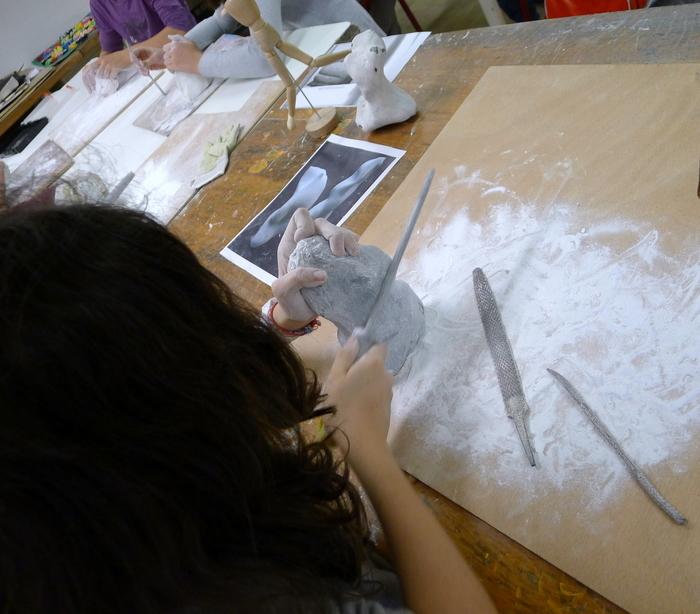 Atelier d'Eveil artistique pour enfants et adolescents