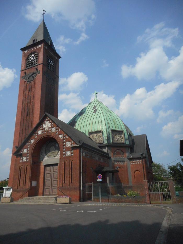 Journées du patrimoine 2020 - Visite libre de l'église Saint-Jean-Eudes de Rouen