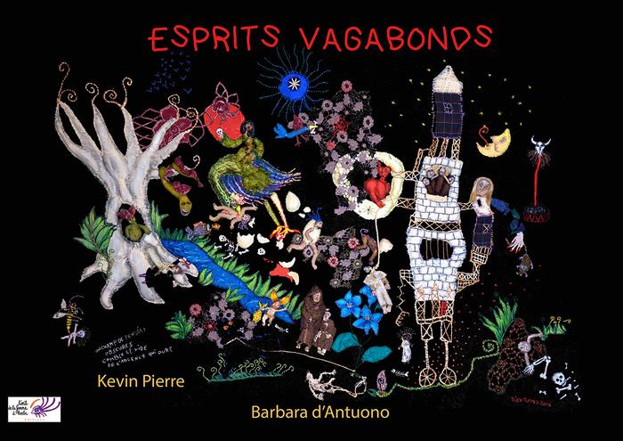 Sortie officielle du livre et exposition des oeuvres de Barbara d'Antuono