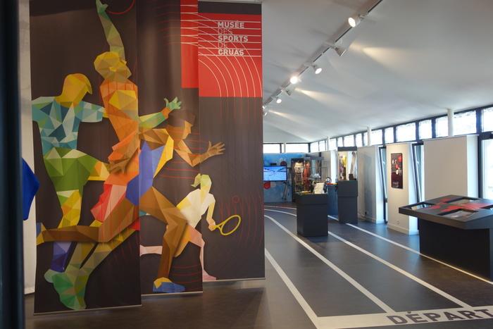 Journées du patrimoine 2019 - Visite du musée des sports