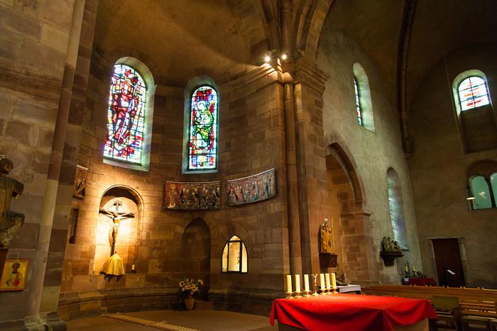 Journées du patrimoine 2019 - Chapelle et crypte du collège Episcopal Saint-Etienne
