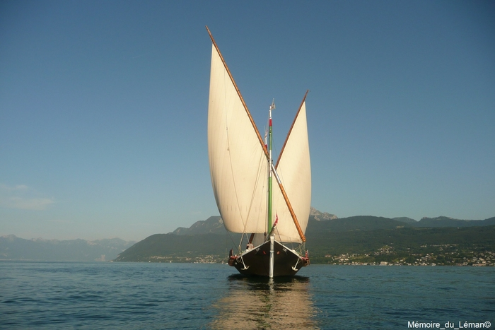 Journées du patrimoine 2020 - Croisières comentées - Barque « La Savoie »