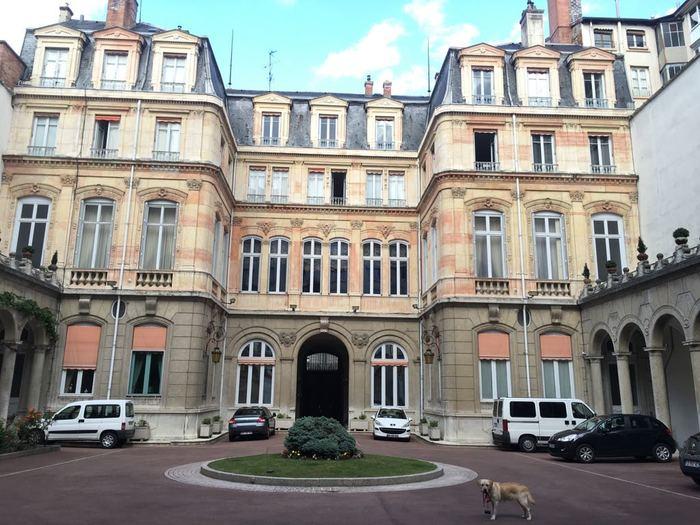 Journées du patrimoine 2019 - Hôtel particulier du gouverneur militaire de Lyon