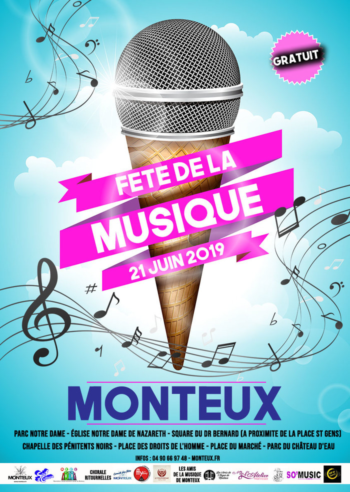 Fête de la musique 2019 - Ecole de musique de Monteux // Dirty Dog