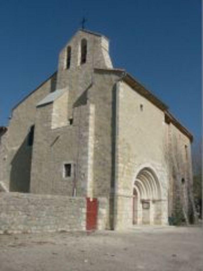 Journées du patrimoine 2019 - Eglise romane et village
