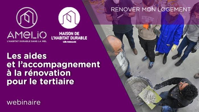 Les aides et l'accompagnement à la rénovation pour le tertiaire