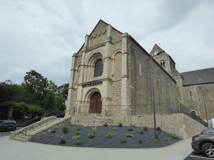 Journées du patrimoine 2020 - Visite de l'eglise Saint-Jean Baptiste (11ème et 19ème)