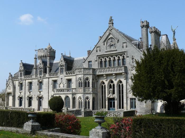 Journées du patrimoine 2019 - Venez découvrir l'histoire atypique du château de Keriolet !