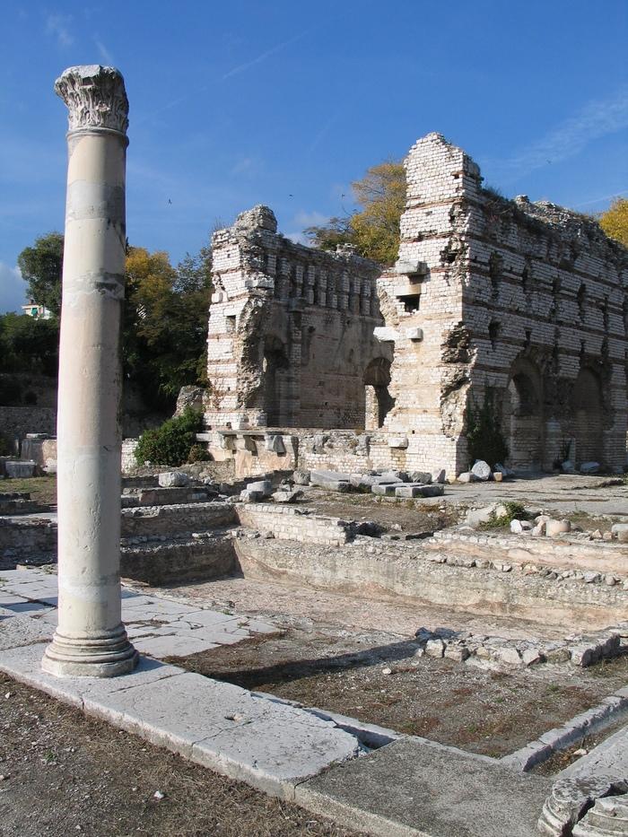 Journées du patrimoine 2019 - Se divertir à Cemenelum