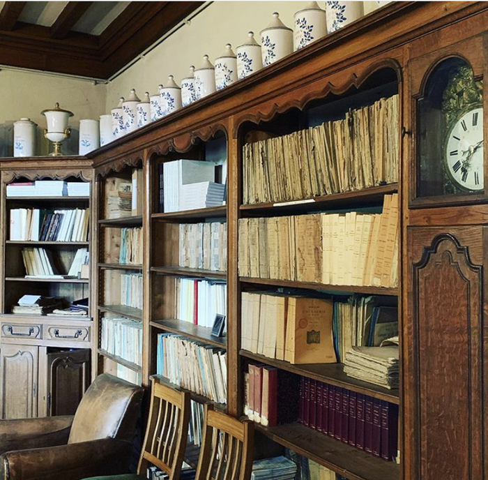 Journées du patrimoine 2020 - Visite de la bibliothèque de la Société Philomathique de Verdun