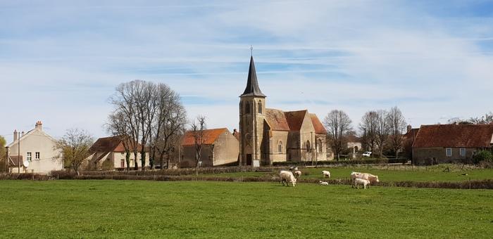 Journées du patrimoine 2019 - Visite libre de l'Église Saint-Celse et Saint-Nazaire