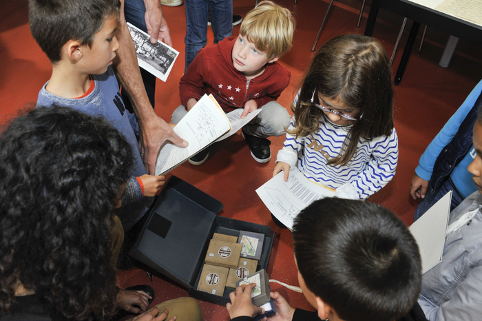 ANNULATION / Visite tactile (jeune public, Toulouse)