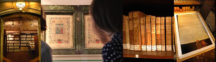Journées du patrimoine 2020 - Magasin historique de la conservation des Archives de la Ville de Dijon