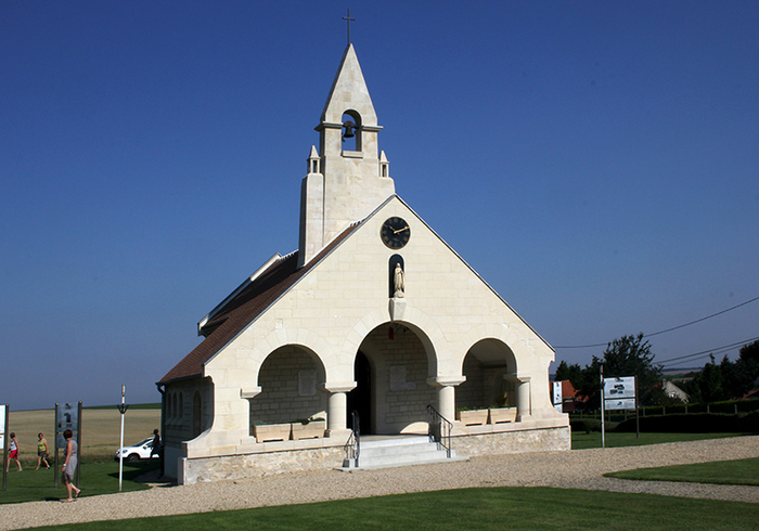 Journées du patrimoine 2020 - Visite libre du Mémorial de Cerny-en-Laonnois
