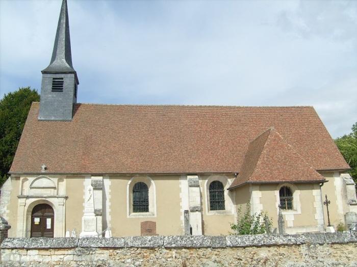 Journées du patrimoine 2019 - Visite libre de l'église Saint-Barthélémy