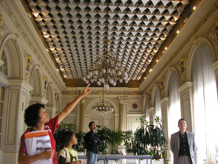 Journées du patrimoine 2019 - Visite guidée proposée par le service Ville et Pays d'art et d'histoire.