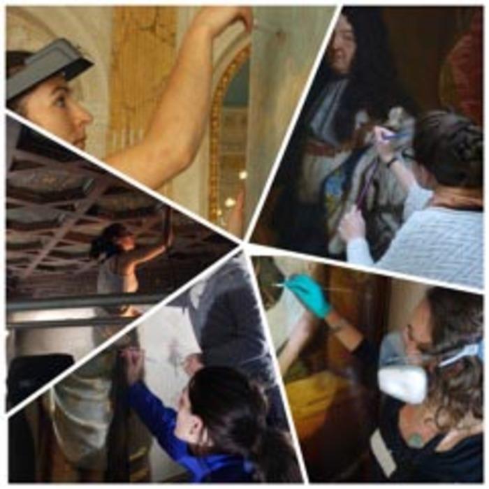 Journées du patrimoine 2020 - Visite d'atelier de conservation-restauration du patrimoine peint et sculpté