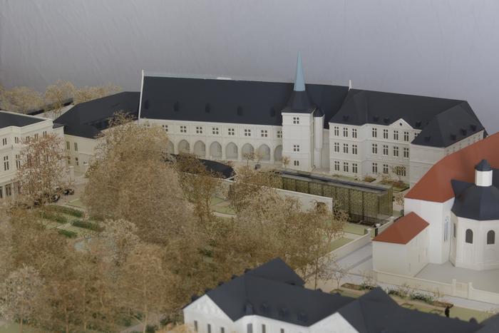 Nuit des musées 2019 -Conférence: Les coulisses de la rénovation du palais des ducs de Lorraine