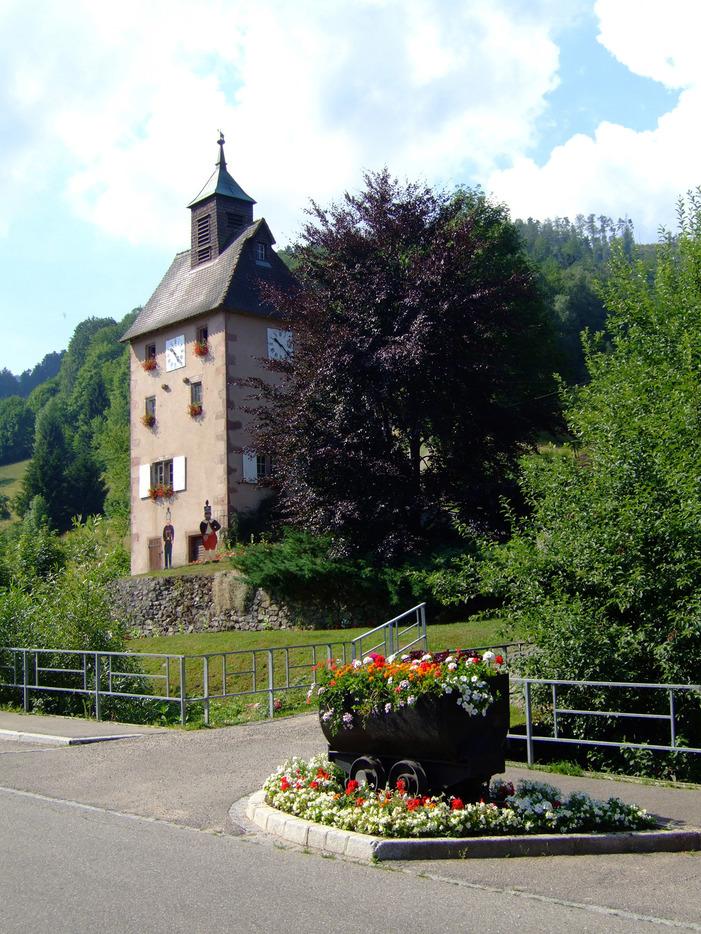 Journées du patrimoine 2019 - Visite de la tour des mineurs d'Echery