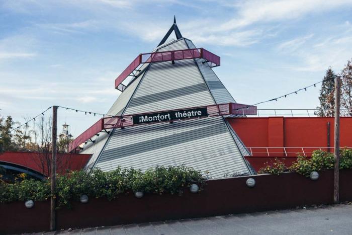 Journées du patrimoine 2020 - Visite guidée du Monfort théâtre