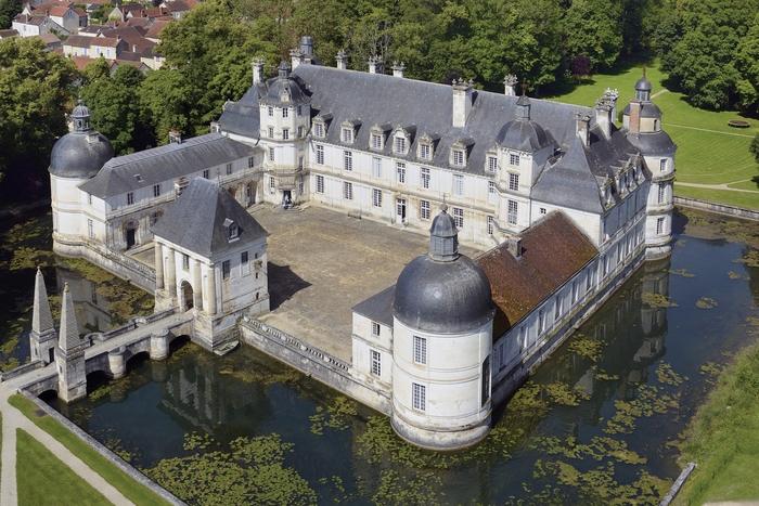 Journées du patrimoine 2019 - Visite guidée du château de Tanlay