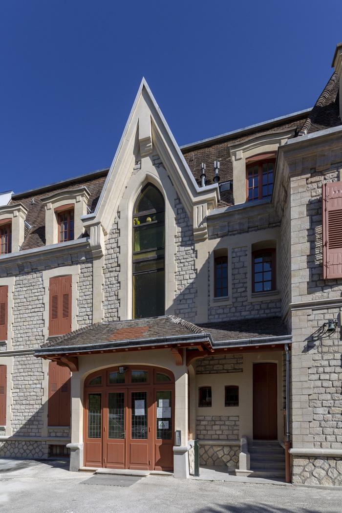 Journées du patrimoine 2019 - Visite de la Villa Saint-Cyr