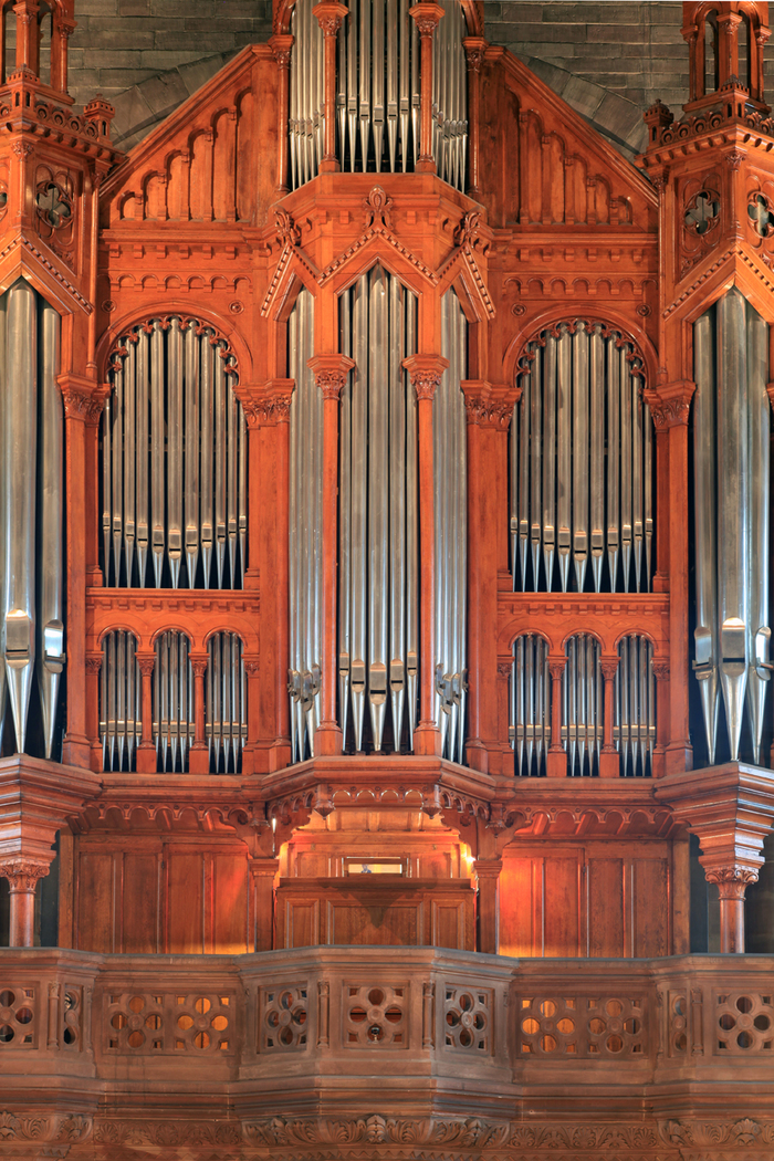 Journées du patrimoine 2019 - Visite du grand orgue du Temple Neuf