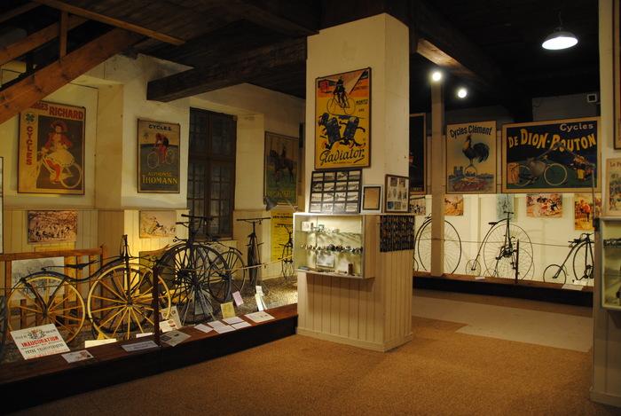 Journées du patrimoine 2020 - Visite du Musée du Vélo à l'Abbaye de Trois-Fontaines