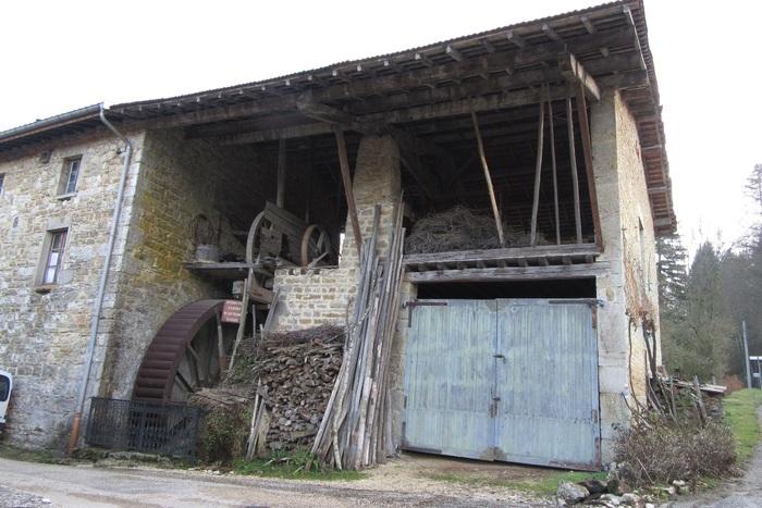 Journées du patrimoine 2020 - Visite du moulin - Démonstration scie à ruban et fabrication huile de noix