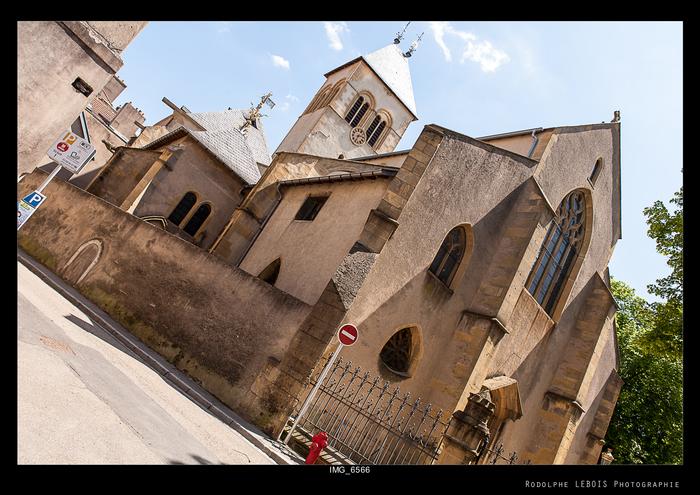 Journées du patrimoine 2019 - Visite libre de l'église Saint-Eucaire