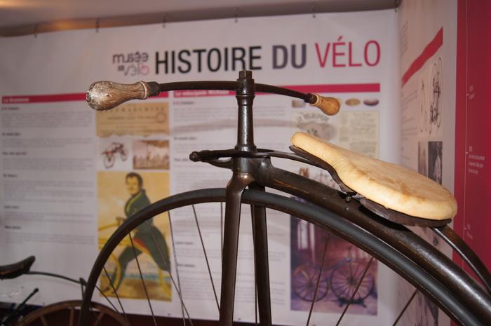 Journées du patrimoine 2019 - Visite du musée du vélo