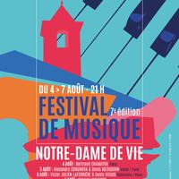 Festival de musique Notre-Dame de Vie