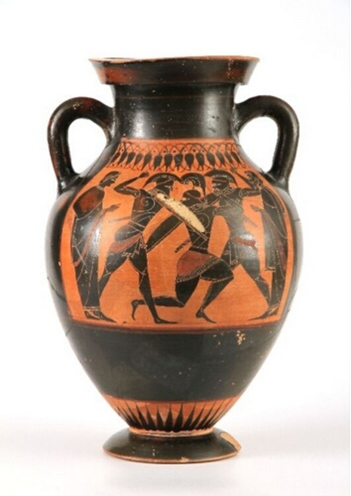 Vases grecs: images, corpus, collections