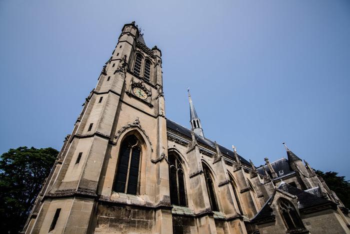 Journées du patrimoine 2019 - Visite du clocher de la Collégiale Saint-Martin