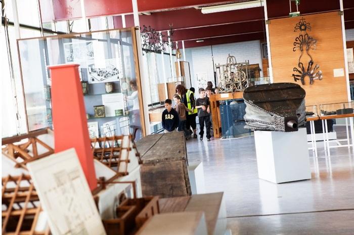 Journées du patrimoine 2020 - A la découverte de l'architecture au musée de l'Histoire du fer